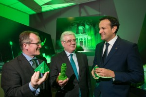 TOURISM IRELAND ANNOUNCES GLOBAL GREENING LINEUP FOR ST PATRICK