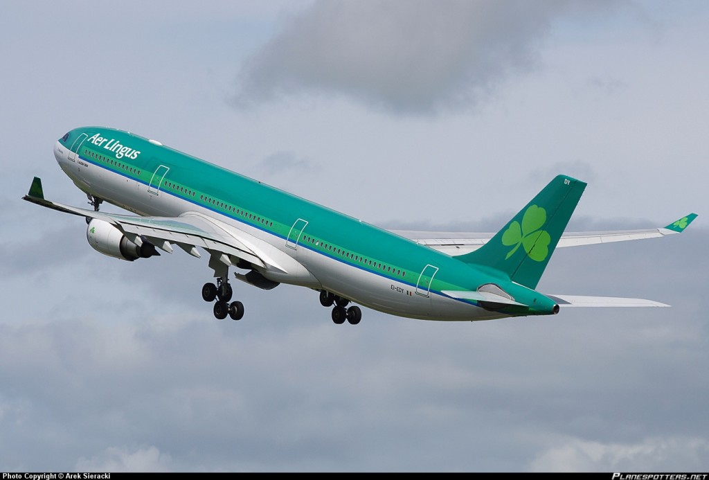 AerLingus agreement