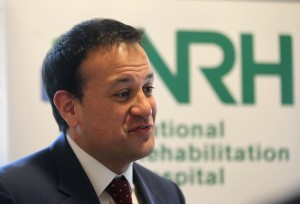 Min for Health at the NRH 06
