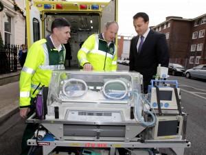 NO FEE 1 child critical-care ambulance