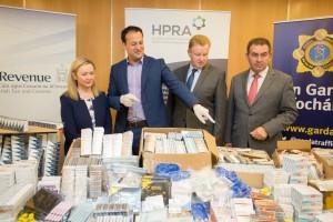 Operation Pangea Illegal medicines Minister Varadkar HPRA-7