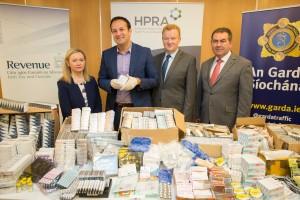 Operation Pangea Illegal medicines Minister Varadkar HPRA-9