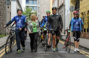 The Great Dublin Bike Ride