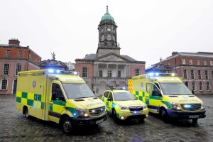NO FEE 14 new ambulances launch