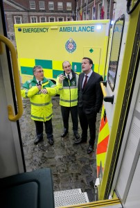 NO FEE 2 new ambulances launch