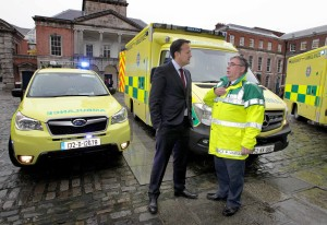 NO FEE 8 new ambulances launch