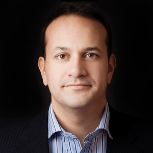 Leo Varadkar photographed by Kevin Abosch