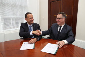NO FEE GPO MIN VARADKAR SIGNING MX3