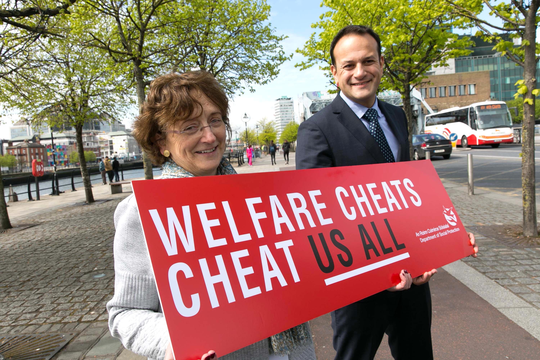 Welfare Cheats Cheat Us All Leo Varadkar